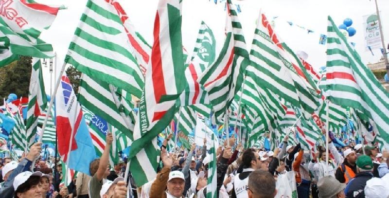 cisl_bandiere_manifestazione